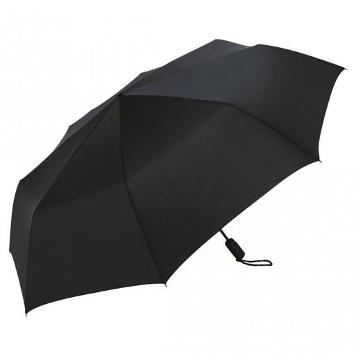 AOC oversize mini paraplu Magic Windfighter Flat Black