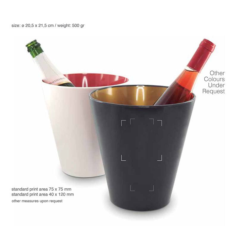 Bicolor Ice Bucket