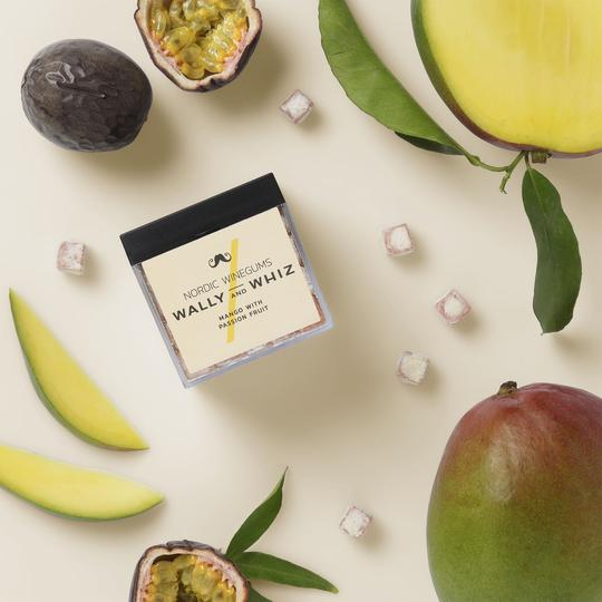 Mango met passiefruit